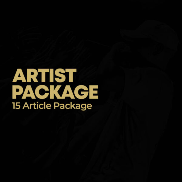 Artist Press Packages