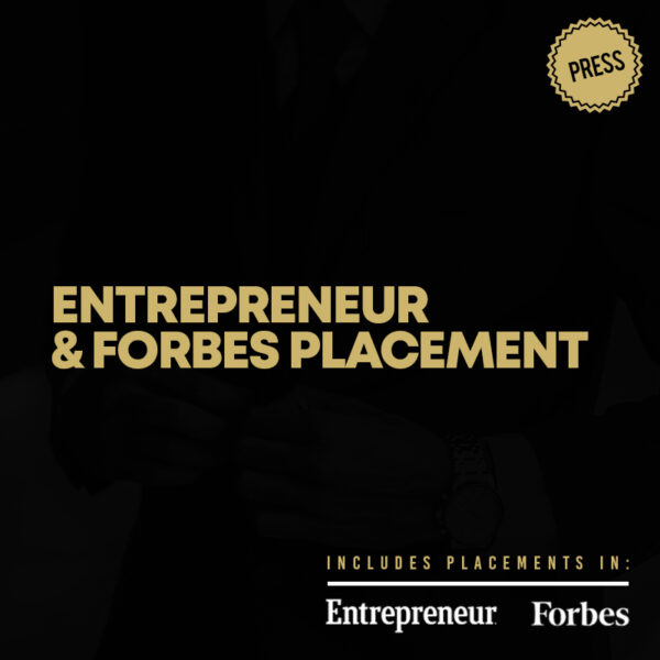 Forbes and Entrepreneur Bundle