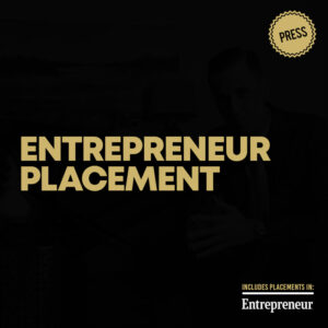 Entrepreneur Article Placement