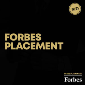 Forbes Article Placement