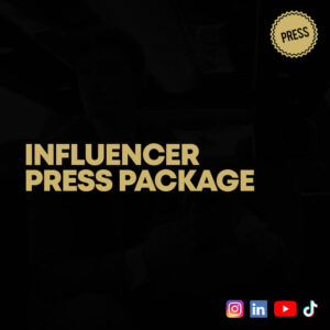 Influencer Press Package